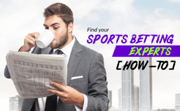 How to find your sports betting experts
