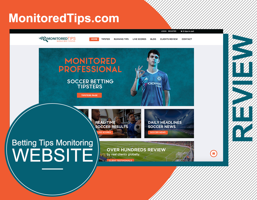MonitoredTips.com review - Betting Tips Monitoring Website